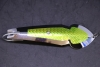 Luhr Jensen Tony Accetta Pet Spoon - Chrome Chartreuse Prism